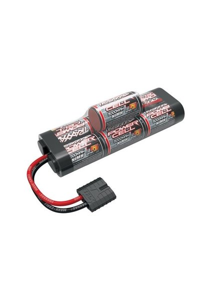 Battery, Series 5 Power Cell, 5000mAh (NiMH, 7-C hump, 8.4V), TRX2961X