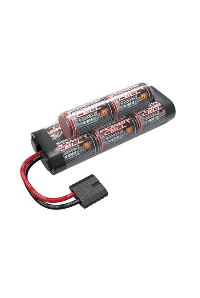 Battery, Series 5 Power Cell, 5000mAh (NiMH, 8-C hump, 9.6V), TRX2963X