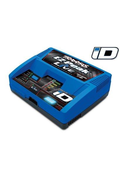 Charger, EZ-Peak Live, chargerLiPo/NiMH with iD Auto Bat EU