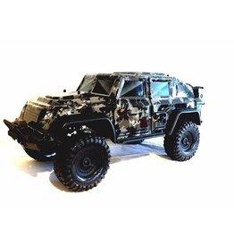 Traxxas Traxxas TRX-4 Tactical Crawler