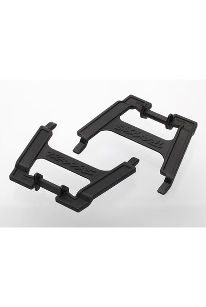 Battery hold-downs, tall (2) (allows for installation of tal, TRX6426X
