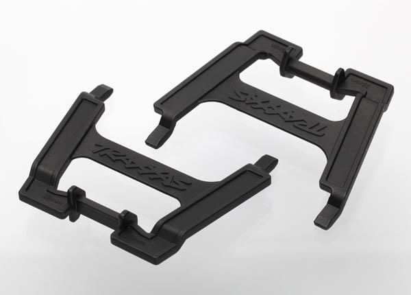 Battery hold-downs, tall (2) (allows for installation of tal, TRX6426X-1