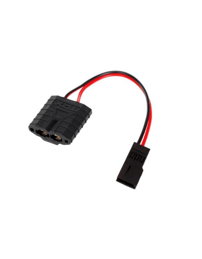 Traxxas Adapter, Traxxas connector female to Traxxas receiver ID, TRX3065X