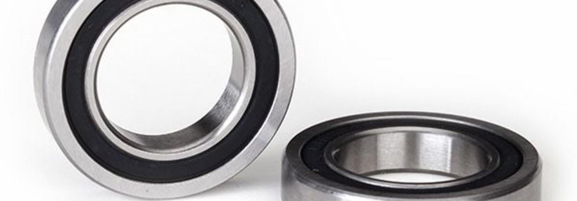 Ball bearing, black rubber sealed (15x26x5mm) (2), TRX5108A