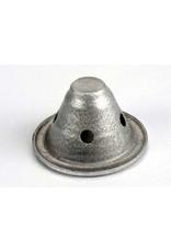 Traxxas Baffle cone, exhaust (1) (aluminum), TRX3153