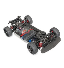Traxxas TRAXXAS 4Tec 2.0 4WD chassis TQ 2.4 No, battery,charger,body