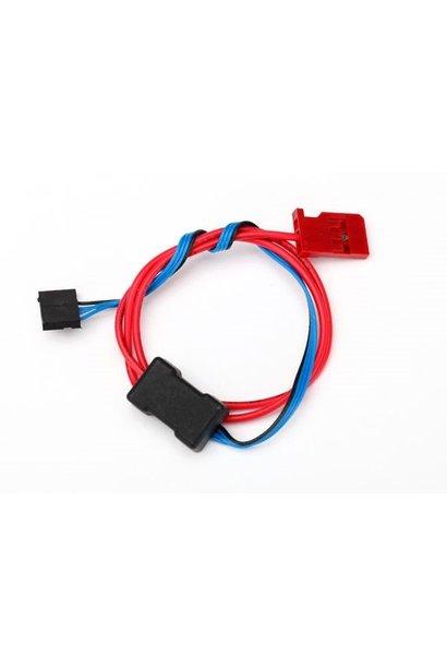 Sensor Auto detectable voltage, TRX6527