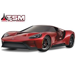Traxxas TRAXXAS Ford GT / 4Tec 2.0 No battery no charger