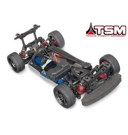 Traxxas TRAXXAS 4Tec 2.0 4WD VXL ChassQ 2.4 No, battery,charger,body