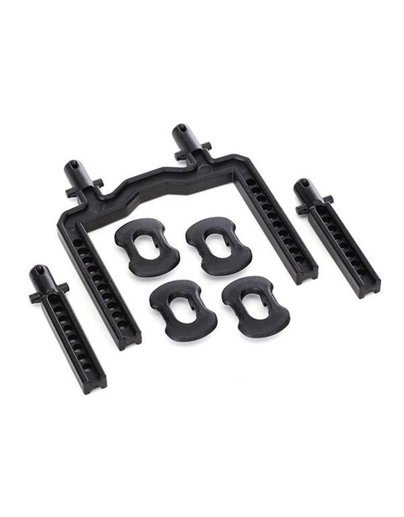 Traxxas Body mounts, front & rear (fits #8311 body) (2), TRX8315