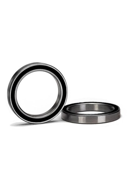 Ball bearing, black rubber sealed (20x27x4mm) (2), TRX5182A