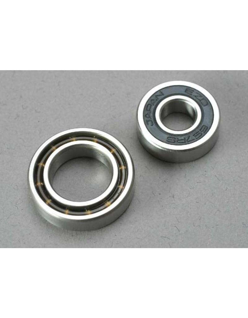 Traxxas Ball bearings (7x17x5mm) (1)/ 12x21x5mm (1) (TRX 3.3, 2.5R,, TRX5223