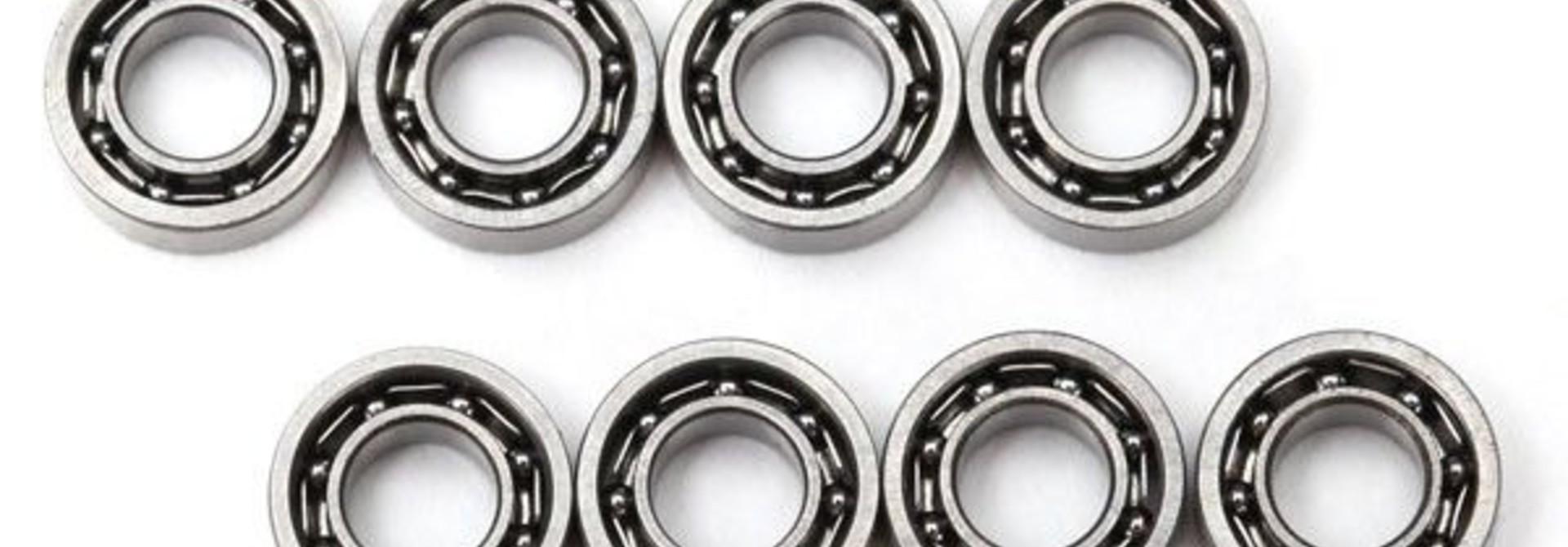 Bearings, 3X6X2Mm (8) Bearings, 3X6X2M, TRX6642