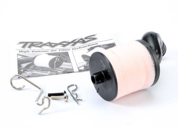 Air filter body (high-volume)/ filter support/ cap/ foam fil, TRX5267-1