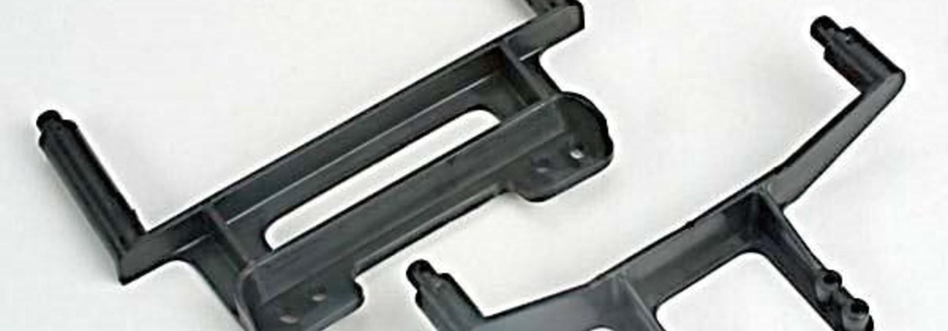 Body mounts (front & rear), TRX3614