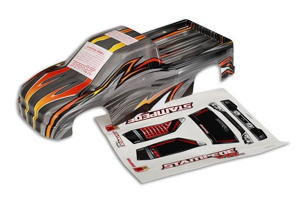 Body, Stampede VXL, ProGraphix (replacement for the painted-1