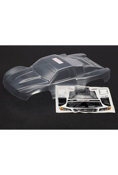 Body, Slash 4X4 (fits Slash/Slayer) (clear, untrimmed, requi, TRX6811