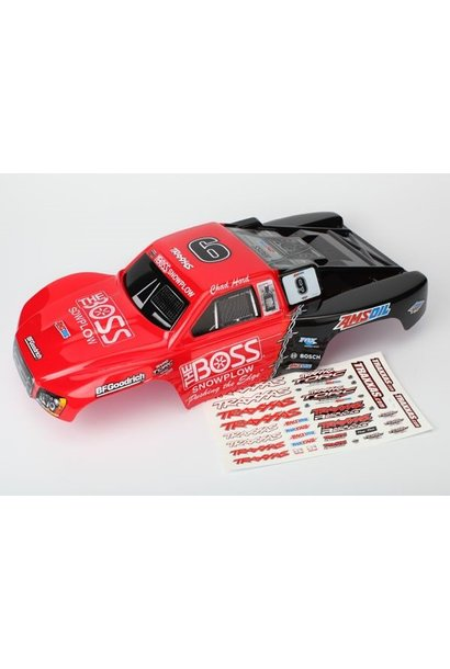 Body, Slash 4X4, Chad Hord (painted, decals applied) (fits S, TRX6831