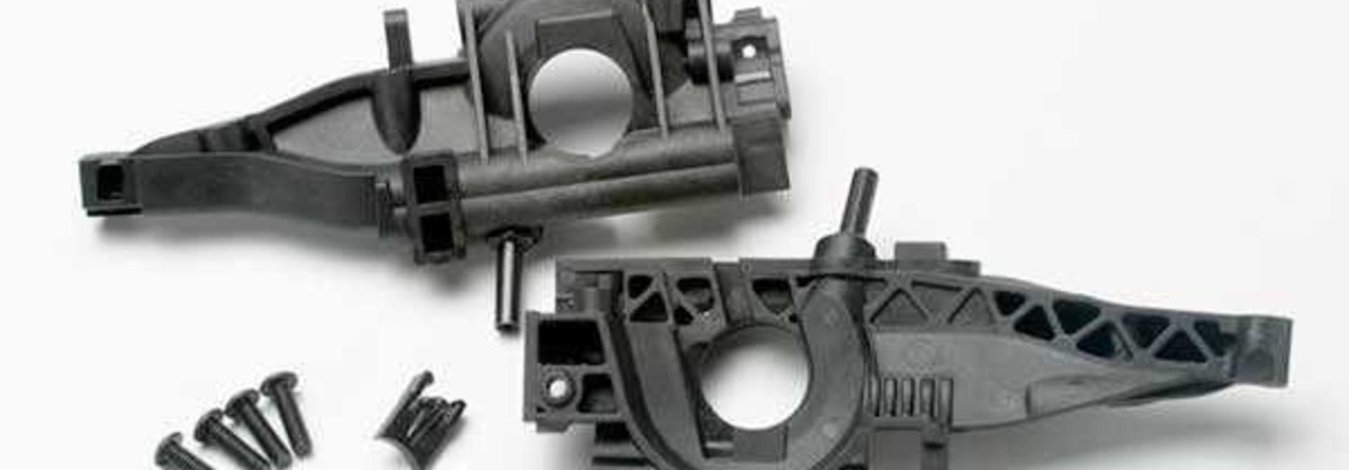 Bulkhead, rear (L&R halves)/ diff retainer, rear/ 4x14mm BCS, TRX5329