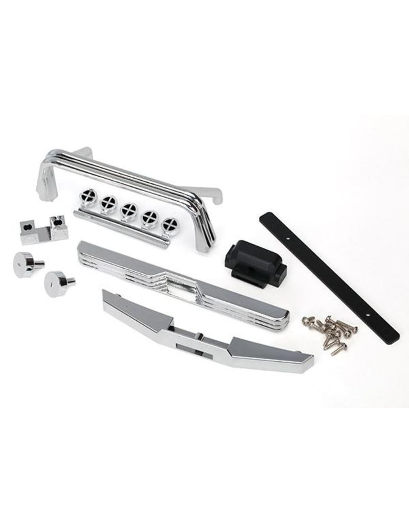 Traxxas Body accessories kit, Bigfoot No. 1 (includes winch, front a, TRX3662
