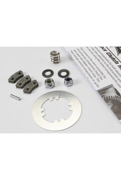 Rebuild kit, slipper clutch (steel disc/ friction pads (3)/, TRX5352X
