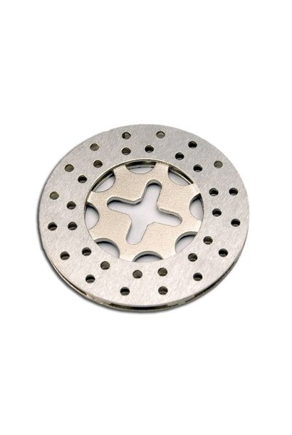 Brake disc (high performance, vented), TRX5364X
