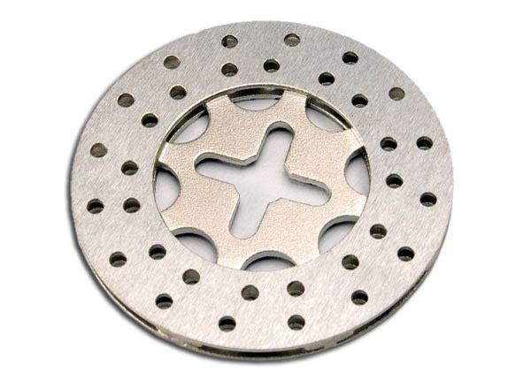 Brake disc (high performance, vented), TRX5364X-1