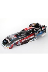 Traxxas Body, Ford Mustang, Courtney Force (painted, decals applied), TRX6911X