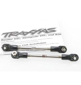 Traxxas Turnbuckles, toe link, 59mm (78mm center to center) (2) (ass, TRX3745