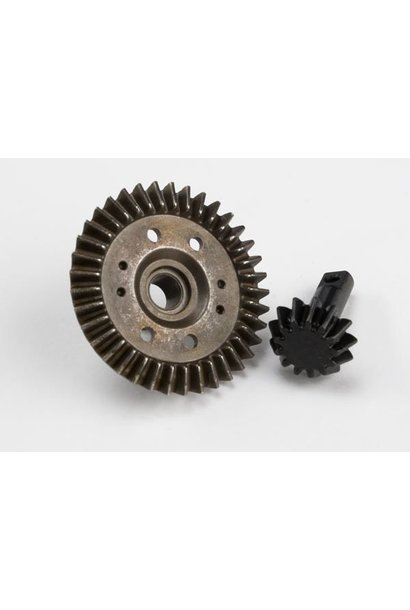 Ring gear, differential/ pinion gear, differential, TRX5379X