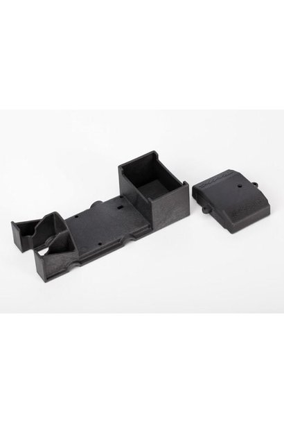 Box, receiver/ cover, TRX6924
