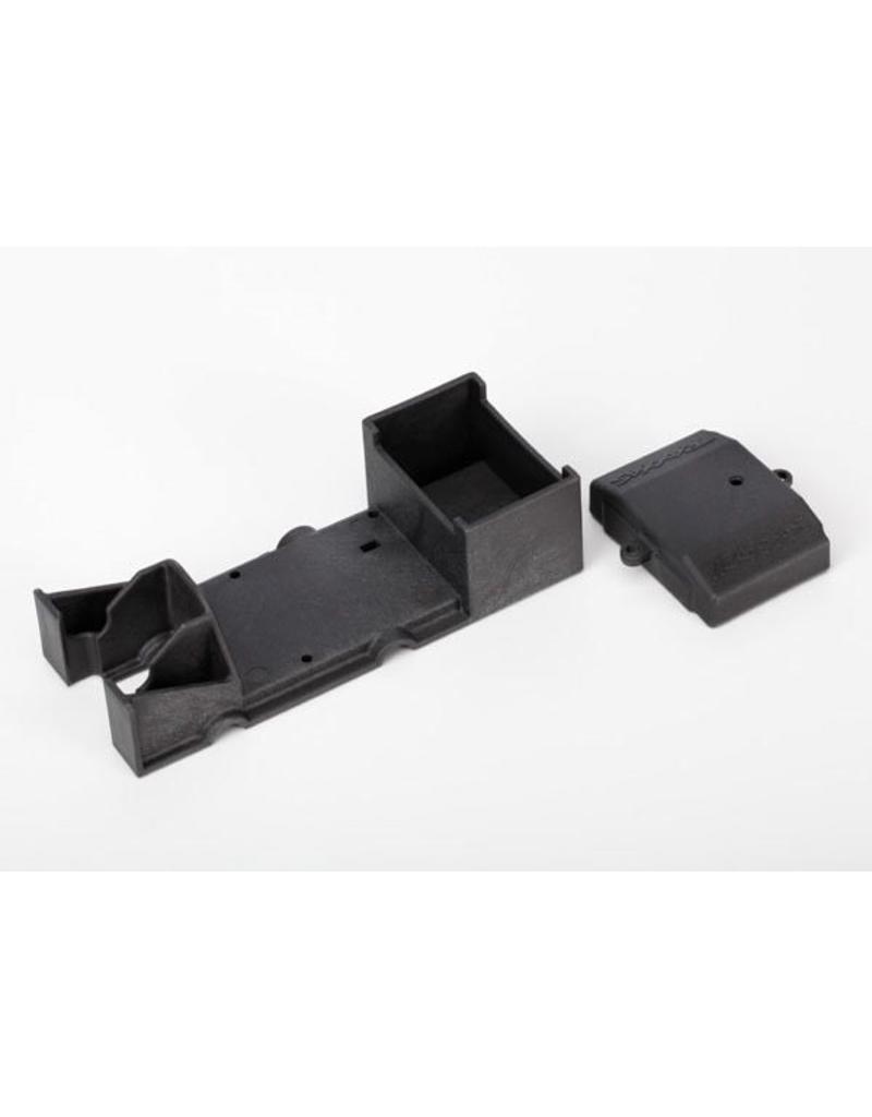 Traxxas Box, receiver/ cover, TRX6924