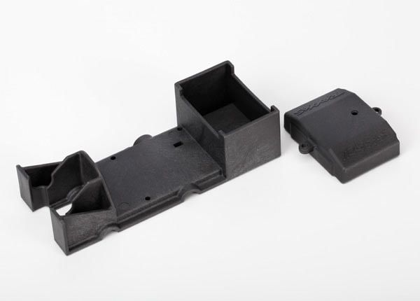 Box, receiver/ cover, TRX6924-1