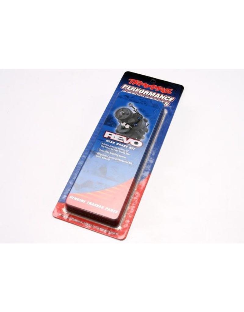 Traxxas Brake kit, rear (dual-disc Revo) (Requires center differenti, TRX5417
