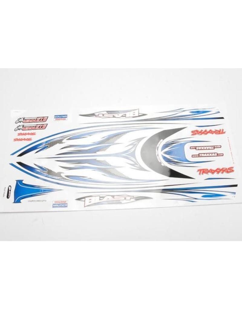 Traxxas Blast decal set (waterproof), TRX3814X