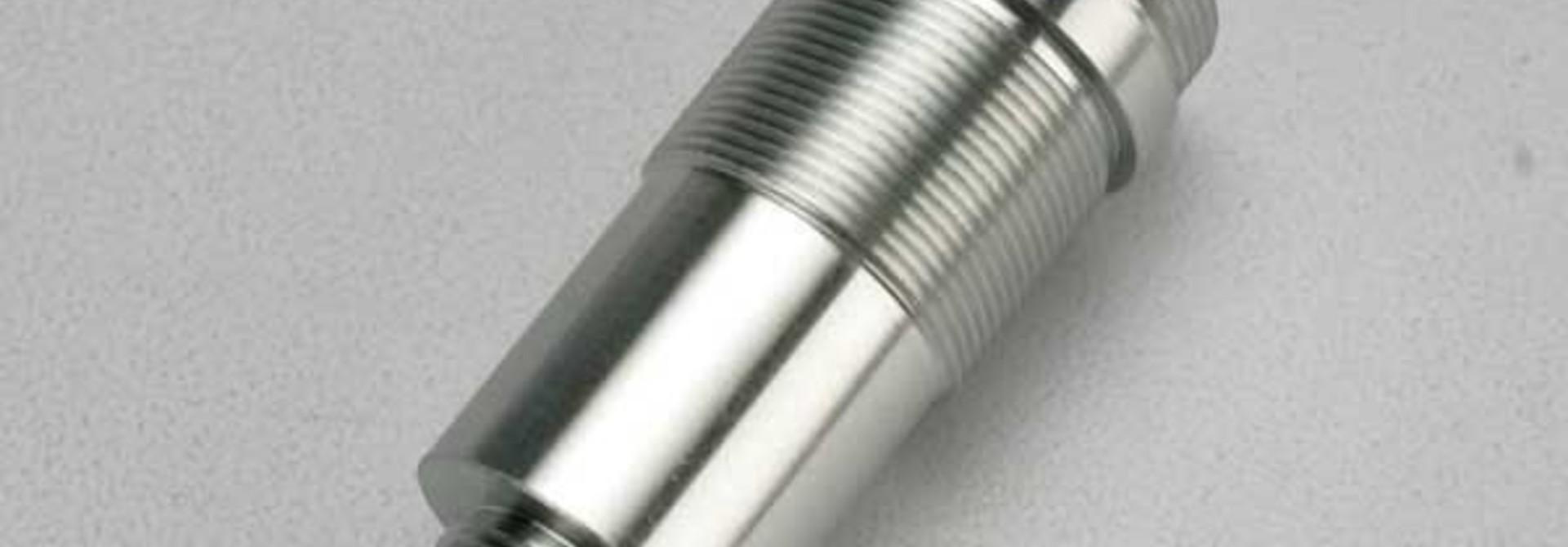 Body, GTR shock (aluminum) (1), TRX5466