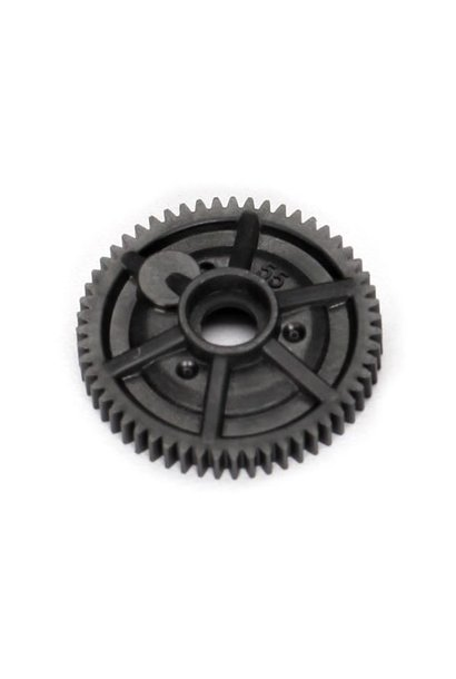 Spur gear, 55-tooth, TRX7047R