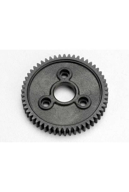 Spur gear, 54-tooth (0.8 metric pitch), TRX3956