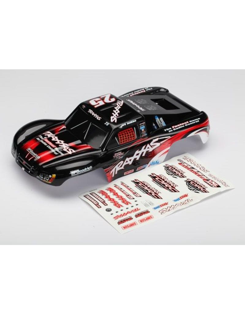 Traxxas Body, Mark Jenkins #25, 1/16 Slash (graphics are painted and, TRX7084