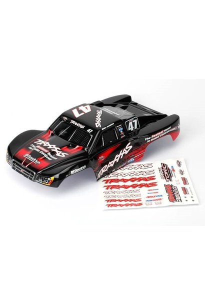 Body, Mike Jenkins #47, 1/16 Slash (painted, decals applied), TRX7085