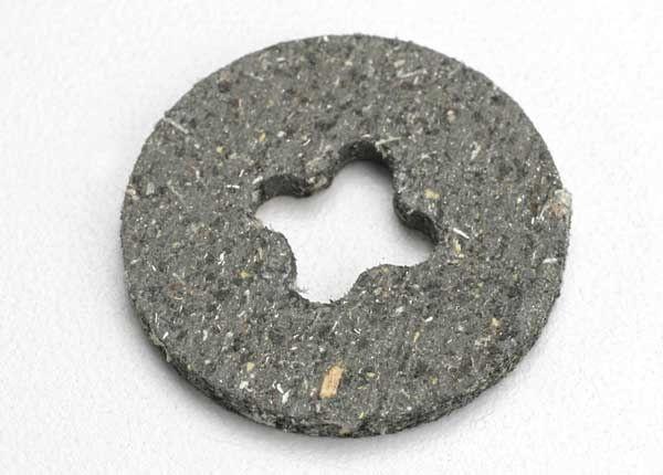 Brake disc (semi-metallic material), TRX5564-1