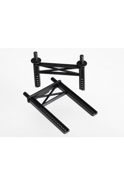 Body mounts, front & rear, TRX7215