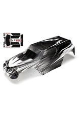 Traxxas Body, Summit (clear, requires painting)/window, grill, light