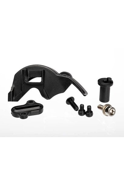 Sensor-Ready Gear Cover for 1/16 Models with Titan 12T, TRX7379R