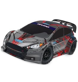 Traxxas Traxxas Rally Ford Fiesta ST Rally TQ Brushed excl. accu/lader TRX74054-4