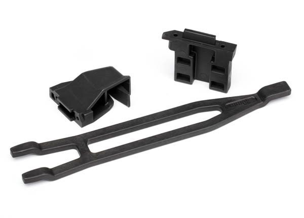 BATTERY HOLD-DOWN, TALL (1)/ H, TRX7426X-1