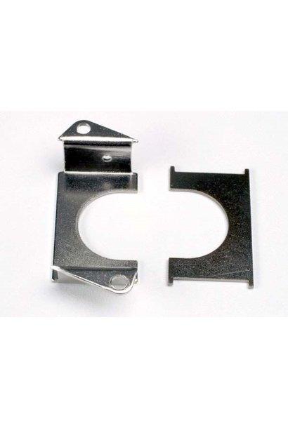 Brake brackets (inner & outer), TRX4184