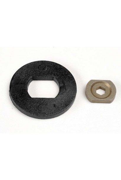 Brake disc/ shaft-to-disc adapter, TRX4185