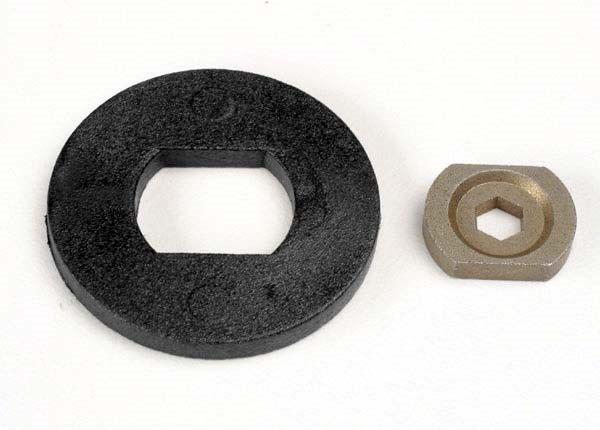 Brake disc/ shaft-to-disc adapter, TRX4185-1