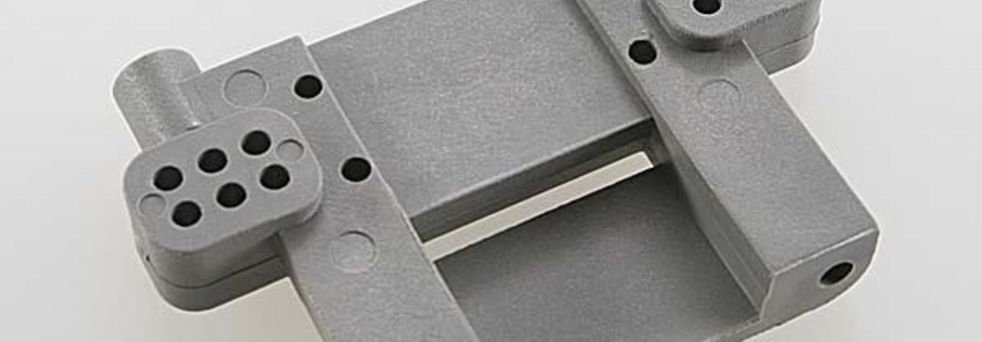Bulkhead (rear) (grey), TRX4192A